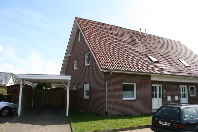 Moderne Doppelhaushälfte In Ahaus Wessum Immobilien Buningde